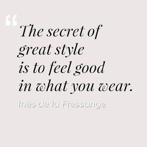Fashion Quotes :