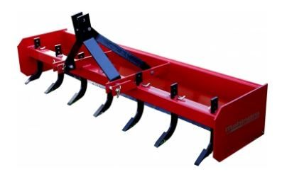 6 Box Blade Heavy Duty Tractor Price Tractor Implements Tractor Attachments