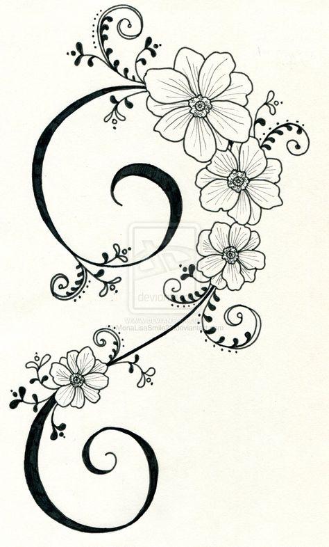 tattoo design 3 by MonaLisaSmile23.deviantart.com on @DeviantArt