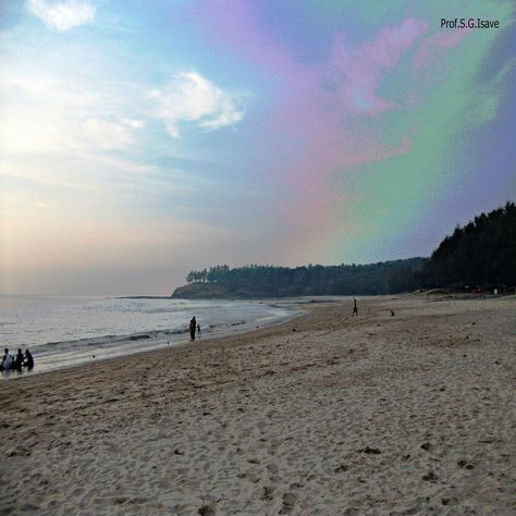 Khashid Beach,India