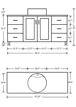 What Is The Standard Height Of A Bathroom Vanity Bathroom Vanity Sizes Bathroom Vanity Cabinets Bathroom Vanity Tops