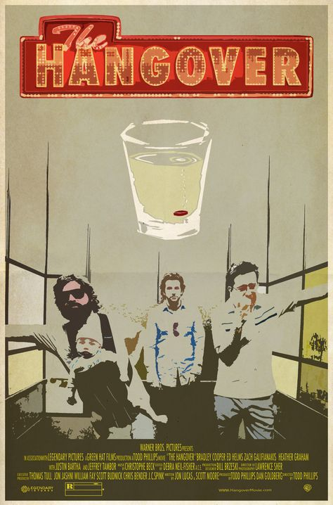 MOVIE DRINK - THE HANGOVER by ziosimon on DeviantArt