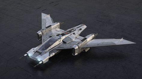 Porsche y Lucasfilm diseñan una nave de Star Wars