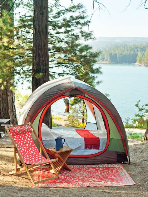 quite nice 03a2b f382d 7 Tips for Glamping Like a Pro | OUTSIDE | Best tents for ...