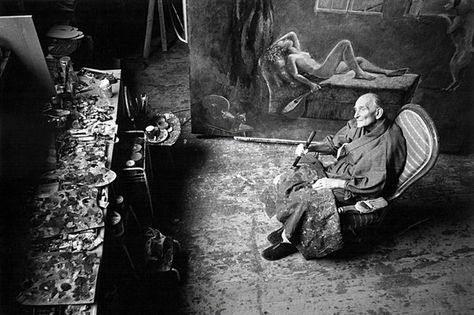 Balthus. / Fundación Balthus