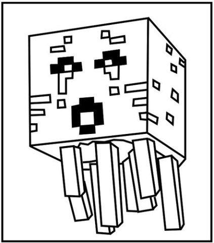 Dibujos De Minecraft Para Imprimir Y Colorear Blogitecno Tecnologia Informatic Minecraft Dibujos Minecraft Imprimibles Paginas Para Colorear Para Imprimir