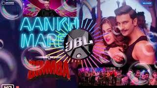 Song Aankh Maare O Ladki Aankh Maare Movie Tere Mere Sapne Singers Kumar Sanu Amp Alka Yagnik Music Viju Shah Lyrics Anand Baks Di 2020 Ranveer Singh Bollywood Video