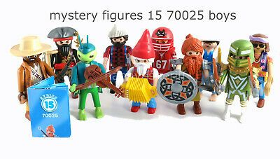 Playmobil Figures Series 15 BOYS NEW
