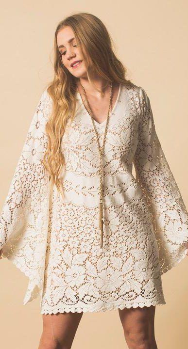 58+Flashy And Wonderful Crochet Dress Pattern Ideas and ...