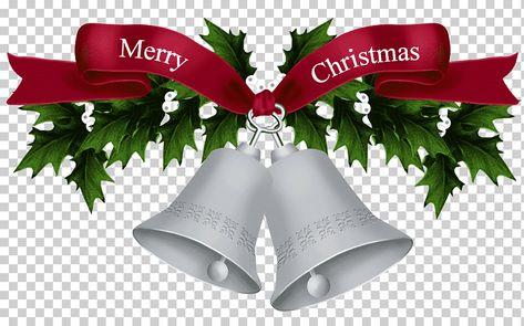 Transparent Christmas Bells Png Clipart Picture Perhiasan Natal Dekorasi Natal Natal