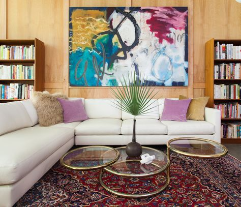 Ordinaire Living Room By Sarah Stacey Interior Design.