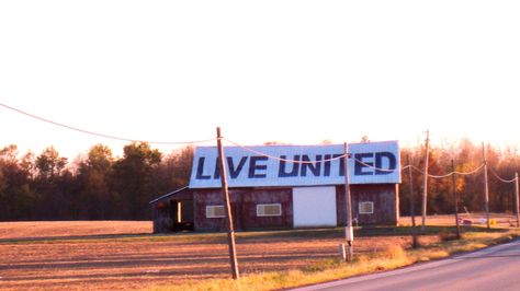 LIVE UNITED!
