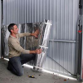 Kit Isolation Porte De Garage Diall 6m En 2020 Isolation Porte De Garage Isolation Porte Et Porte Garage