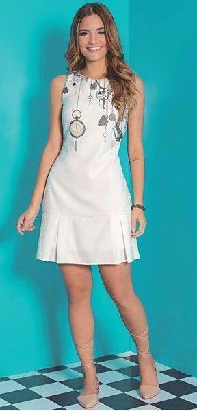 cfec00c96ea7 Como escolher o vestido para usar no dia a dia | dresses | Vestidos ...
