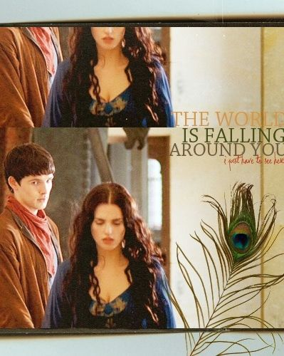 Merlin and Morgana https://www.facebook.com/pages/Merlin-and-Morgana-Mergana/349350695095734