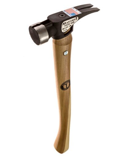 Martinez Tools Framing Hammer Tools Wood Handle
