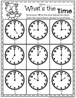 Money Worksheets Planning Playtime Time Worksheets Kindergarten Reading Worksheets Kindergarten Math Activities