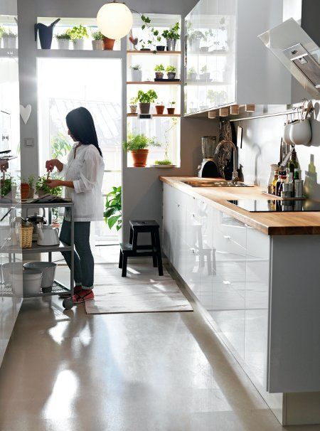 Schmale Kuche Kuche Schmale In 2020 Minikuche Altbau Kuche Kleine Kuchen Ideen Ikea
