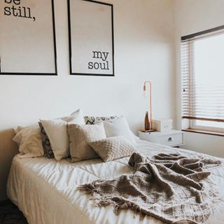 Home Neutrals Neutral Bedroom Simple