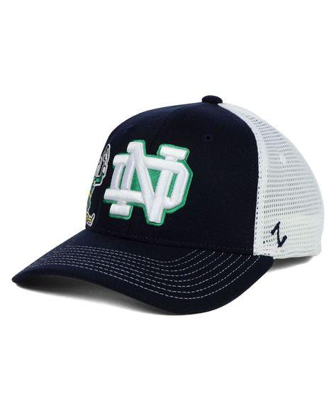 Zephyr Notre Dame Fighting Irish Gametime Cap
