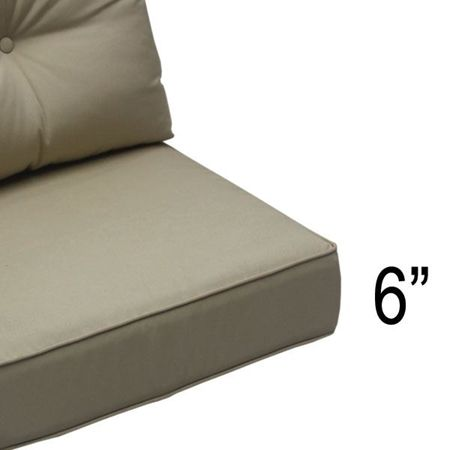 Patio Chair Cushions, How To Make Replacement Cushions For Outdoor Furniture