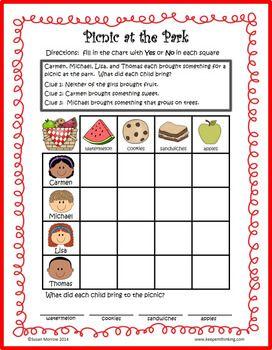 Playful Puzzles Math And Literacy Practice With A Freebie Kindergarten Smarts Kindergarten Math Kindergarten Math Lesson Literacy Practice