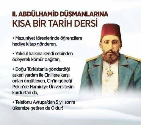 p #Abdülhamid #UluHakan #Millet...