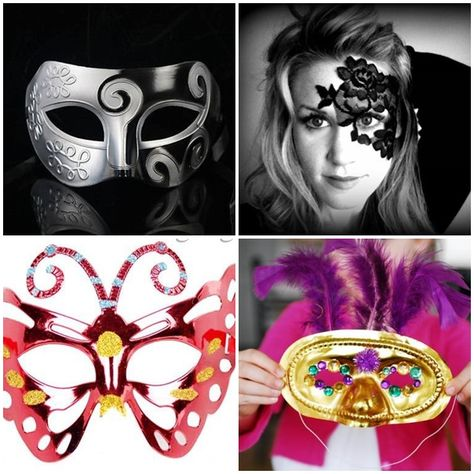 Create a mask for masquerade
