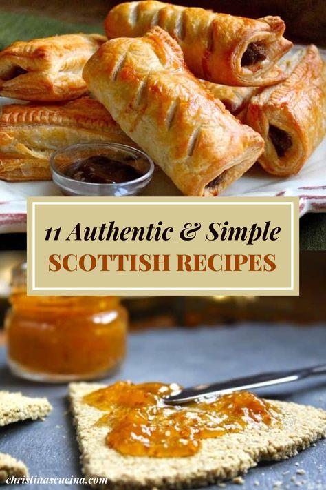 Scottish Dishes, Scottish Recipes, Irish Recipes, My Recipes, Cooking Recipes, Favorite Recipes, English Recipes, I Love Food, Good Food