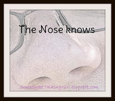 The nose knows-Activity-Why do the choices I make matter?