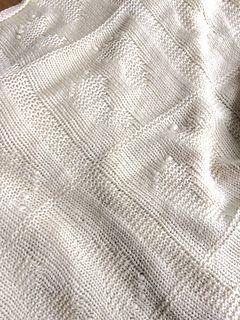 Baby Footprints Baby Blanket