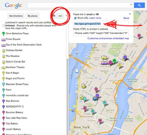 How To Create A Custom Travel Map With Google Maps New Google My