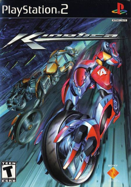 Kinetica ps2 iso rom download   Gaming Wallpapers HD   Games