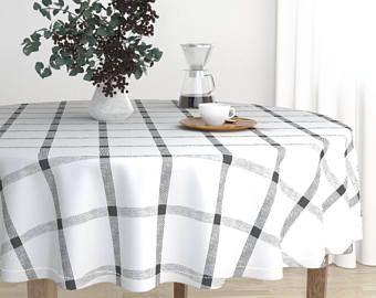 New Farmhouse Tablecloth Modern Farmhouse Tablecloth New Farmhouse Table Cloth Modern Farmhouse Table Dining Table Cloth Modern Farmhouse Table Farmhouse Table