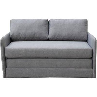 Bray 47 5 Square Arm Sofa Bed Loveseat Sleeper Love Seat Loveseat Sleeper Sofa