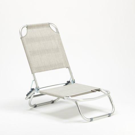 Chaise Transat De Plage Pliante Piscine Aluminium Tropical Chaise Transat Chaise De Plage Et Transat