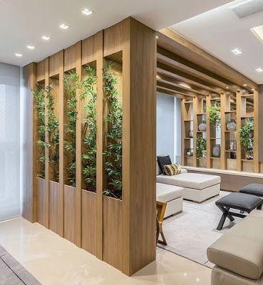 moderne Raumteiler Ideen home Trennwand Designs für Wohnzimmer Schlafzimmer 20 ...  #designs #ideen #moderne #raumteiler #schlafzimmer #trennwand #wohnzimmer