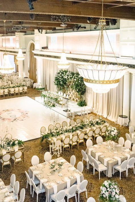 WedLuxe Magazine A Vintage Secret Garden Reception Table Layout, Wedding Table Layouts, Wedding Reception Seating Arrangement, Party Decoration, Wedding Decorations, Elegant Wedding, Dream Wedding, Formal Wedding Reception, Wedding Stage