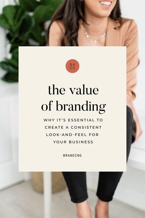 The Value of Branding