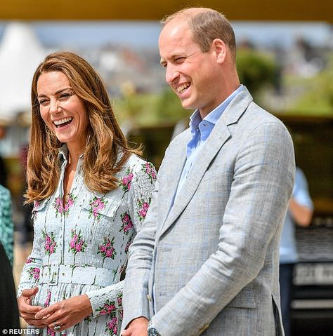 The Duke and Duchess of Cambridge were left in stitches after a care home resident told th...