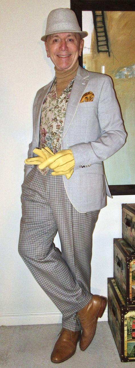 menswear Circle of Gentlemen jacket,...