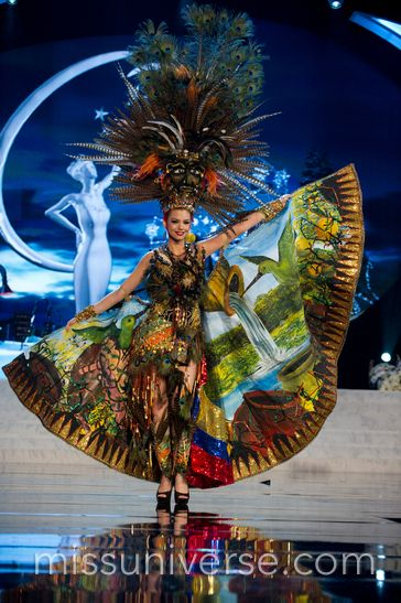 Miss Universe 2012 National Costumes: ohnotheydidnt