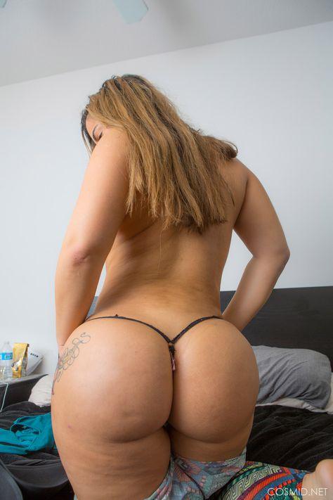 Amateur Nice Curvy Amat Shows Her Great Ass Por Videobox 1