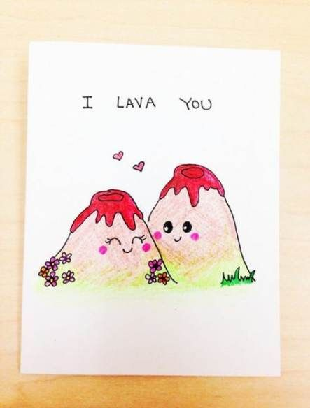 26 Ideas For Drawing Ideas For Boyfriend Love Anniversary Gifts Funny Love Cards Funny Anniversary Cards Anniversary Funny