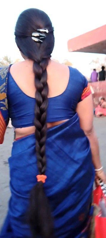 Nice Long Braid In 2020 Long Indian Hair Indian Long Hair Braid Indian Hairstyles