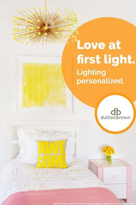 Colorful Light Fixtures: Chandeliers, Flush Mounts, Pendants & Sconces