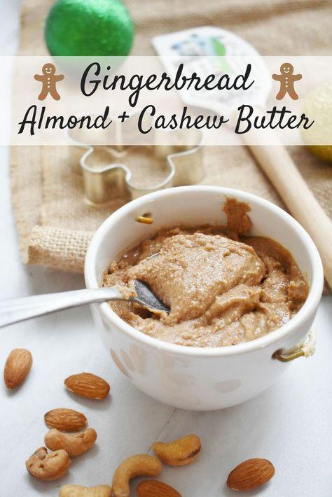 holidayseason Homemade gingerbread nut...