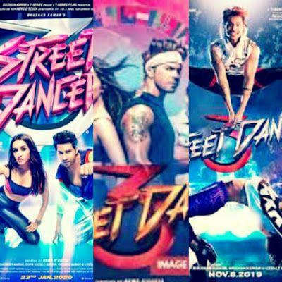 Street Dancer 3d 2020 Street Dancer 3d Movie Viralchors Movies Dancer Bollywood Movie