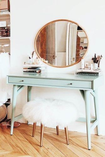 35 Most Popular Makeup Vanity Table Designs In 2020 Diy Makeup Vanity Table Makeup Table Vanity Vanity Table