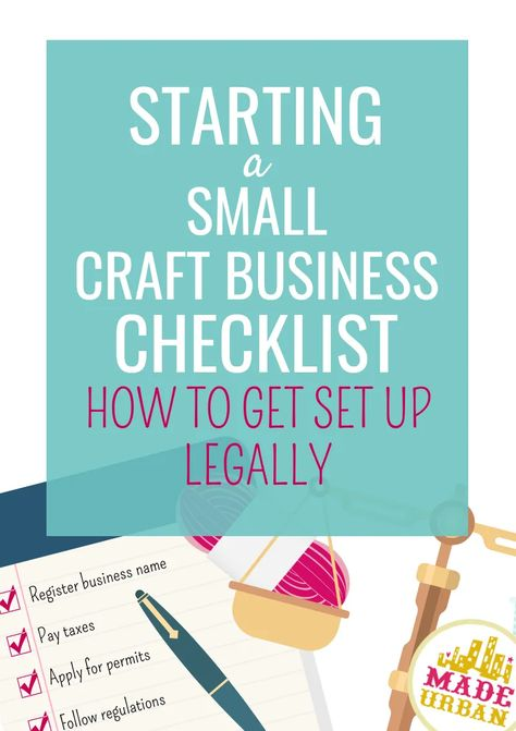 3 Big Legal Mistakes Crafters Make - Made Urban